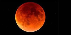 HAGI Superblood moon