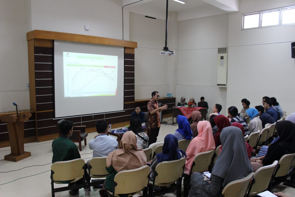 Seminar Hagi Guest Lecture Peran Geosains Dalam Pengembangan Produksi Minyak Gas Nasional Hagi Himpunan Ahli Geofisika Indonesia